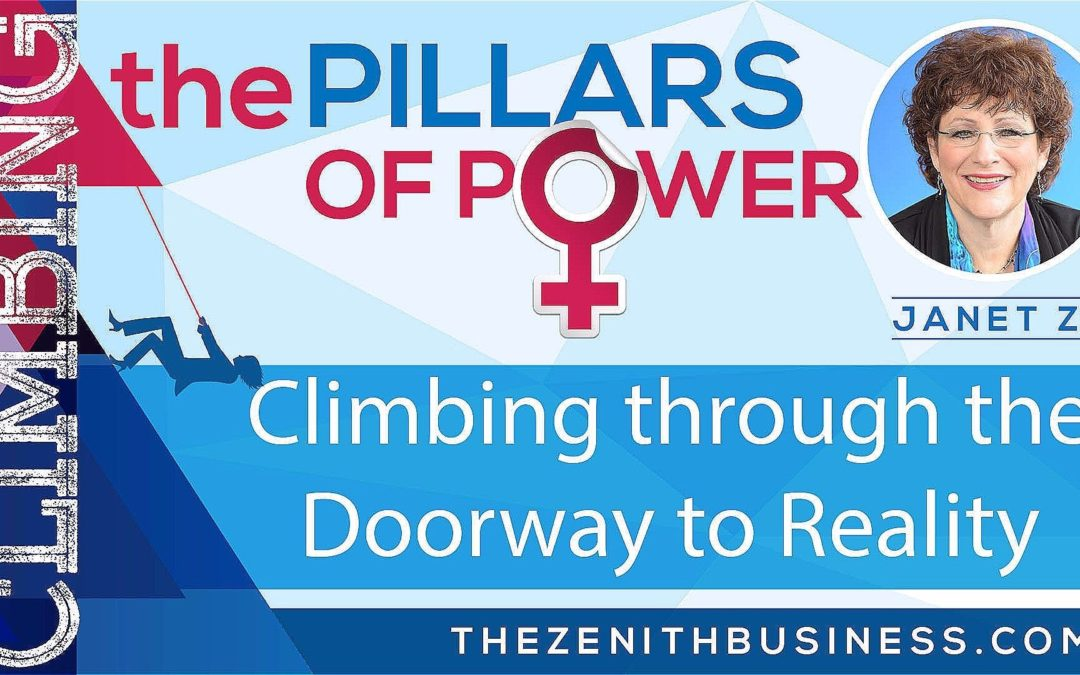 05: Climbing Through The Doorway To Reality