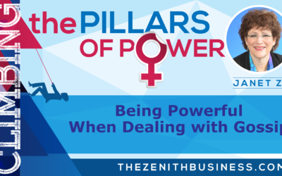 08: Being Powerful When Dealing with Gossip