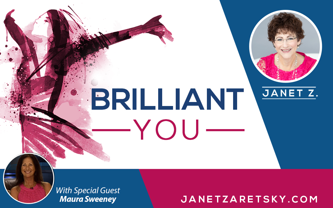 Janet Zaretsky Brilliant You Podcast
